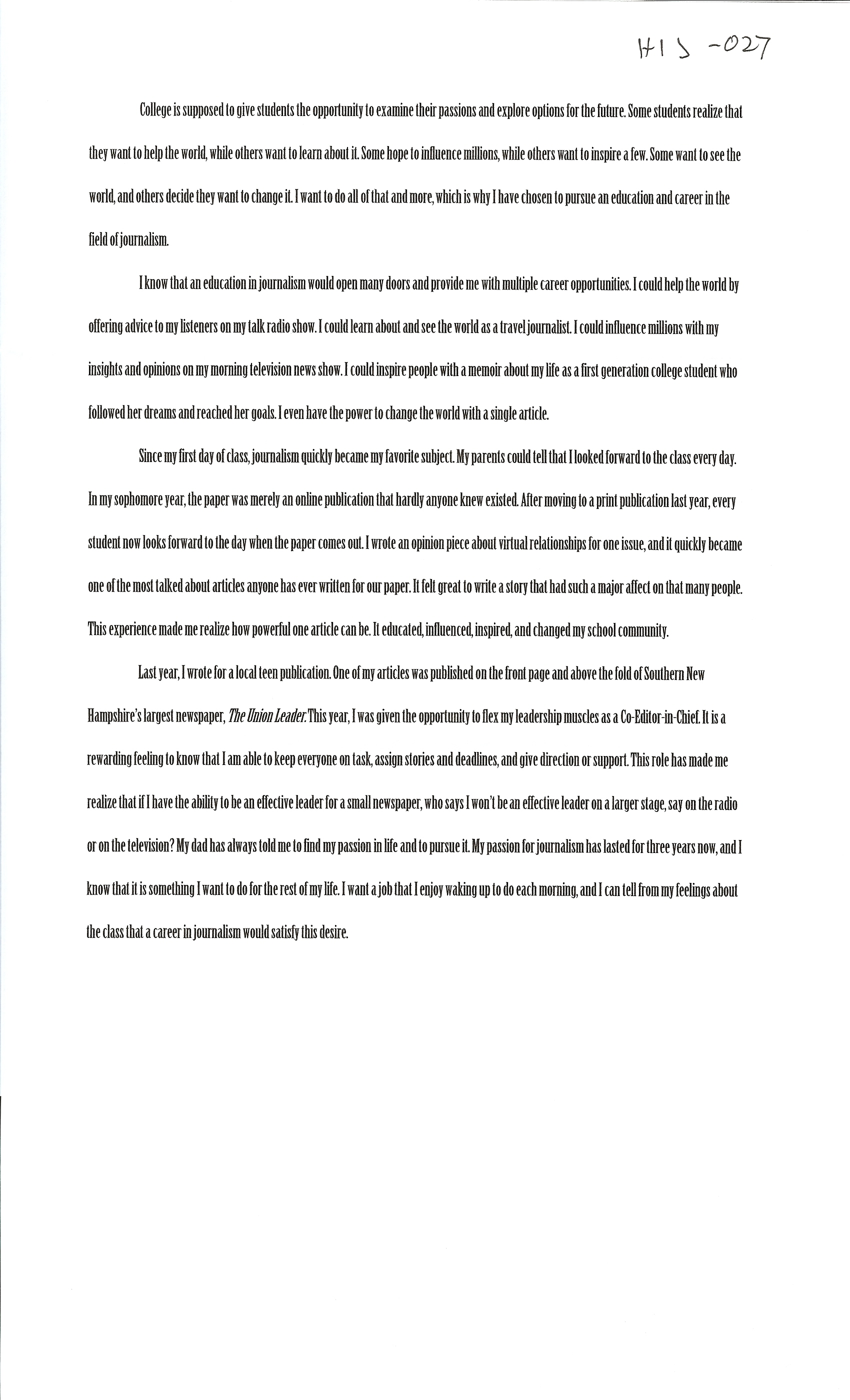 Sample Introduction Of An Essay Cover Letter For A Change Of Career Essay Questions For The Giver also Human Rights Violations Essay Can T Write My Essay Write My Papers Request Is Esay To Complete  Argumentative Essay Internet